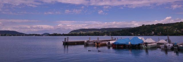 Mo., 27.6. Etappe 6: Stein am Rhein – Konstanz